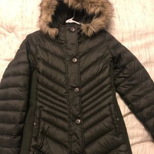 Abercrombie and Fitch Puffer Coat
